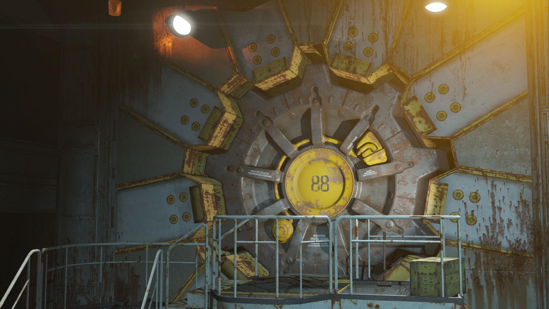 Svůj vlastní Vault ve Falloutu 4 si budete moci postavit 26. července 126979