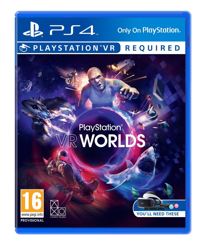 Všechny PlayStation VR hry budou podporovat DualShock 4 127006