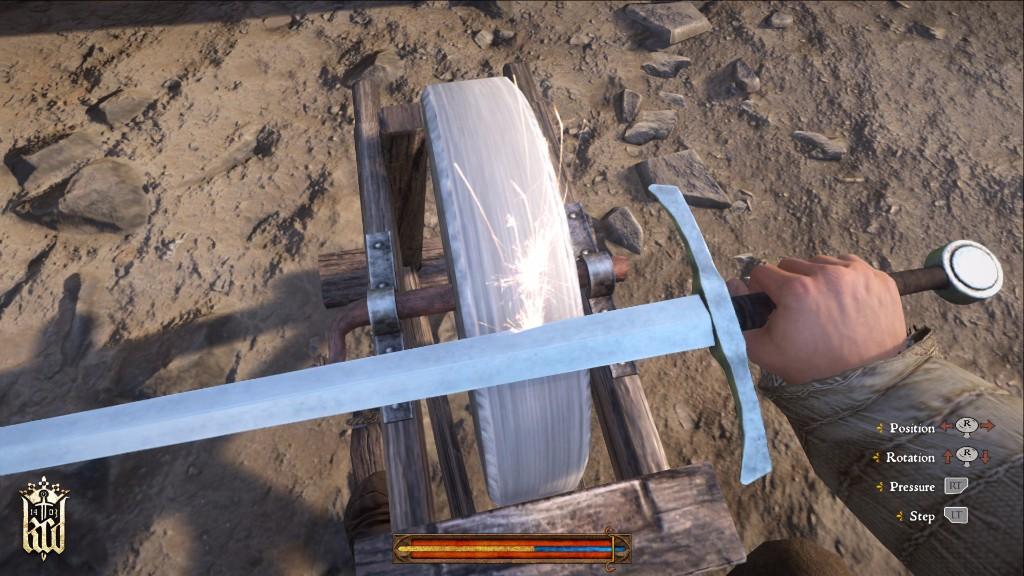 O RPG prvcích a systému vrstev zbroje v Kingdom Come: Deliverance 127046