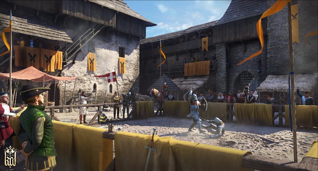 O RPG prvcích a systému vrstev zbroje v Kingdom Come: Deliverance 127047
