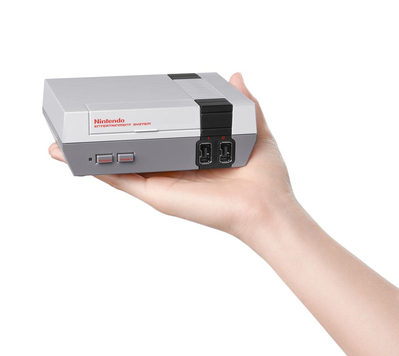 NES se vrací do prodeje společně s 30 hrami 127052