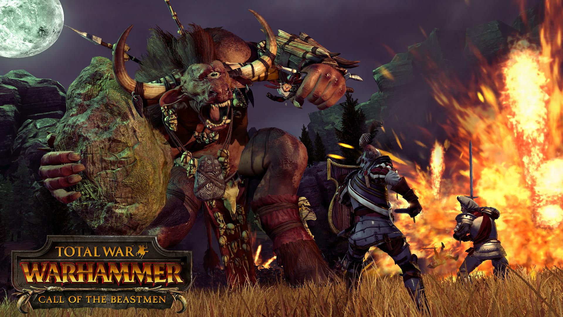Třetí DLC do Total War: Warhammer bude zaměřeno na Beastmeny 127056