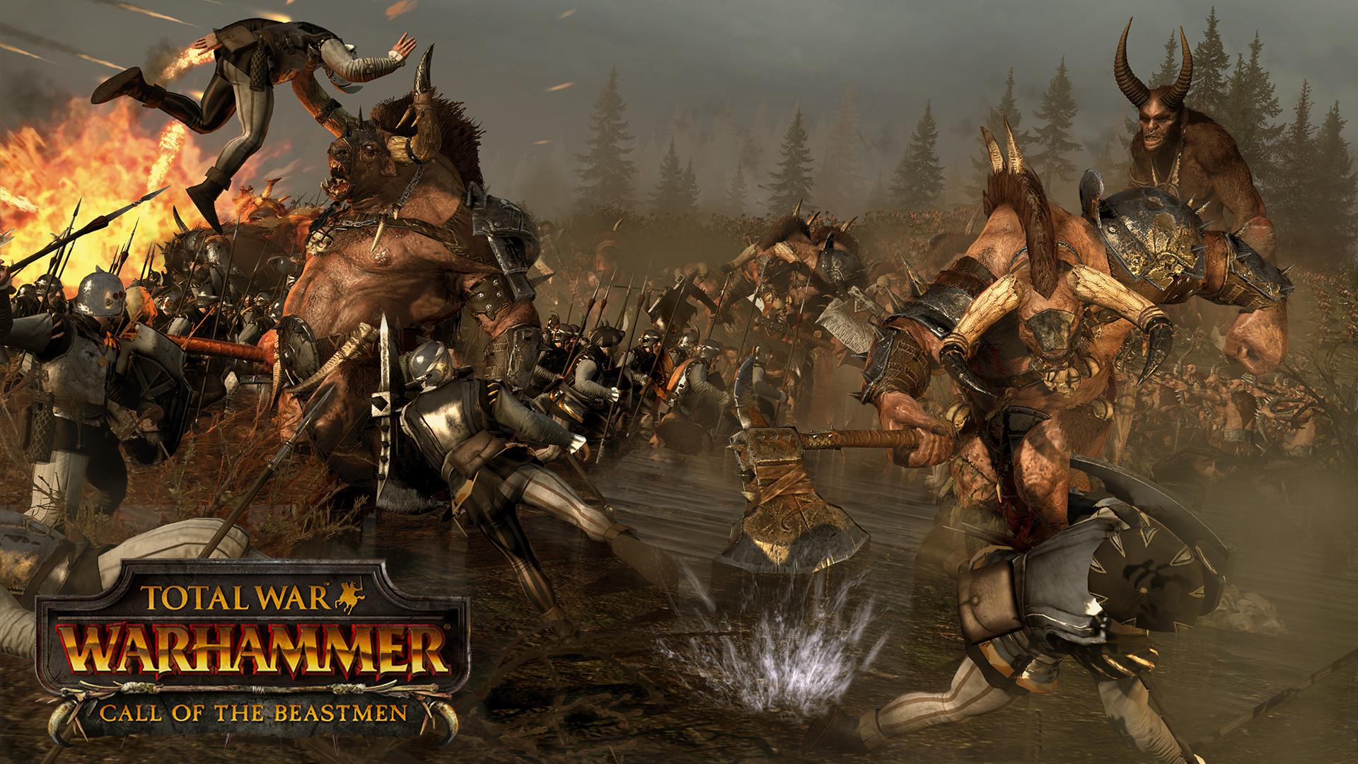 Třetí DLC do Total War: Warhammer bude zaměřeno na Beastmeny 127059