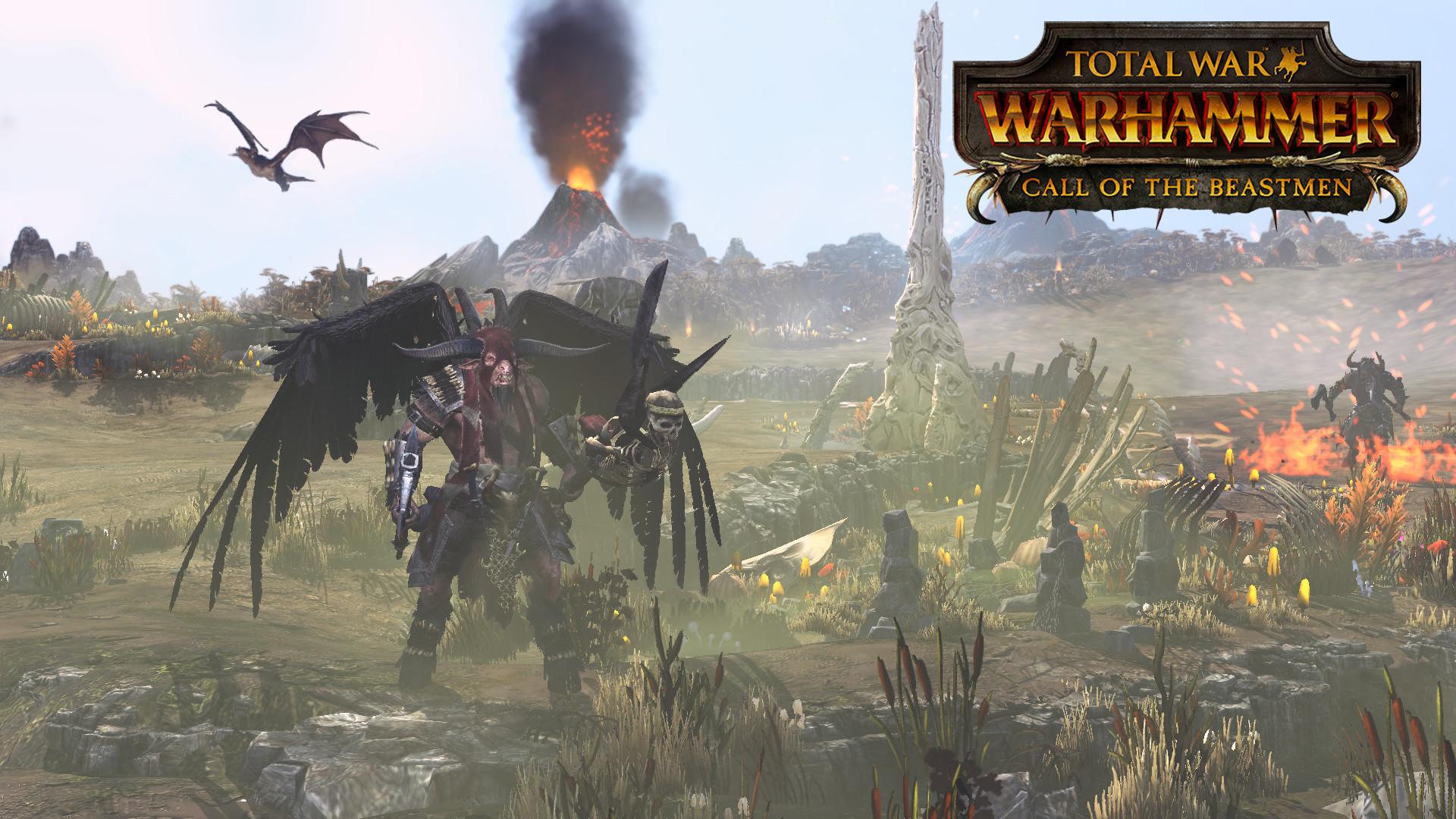 Třetí DLC do Total War: Warhammer bude zaměřeno na Beastmeny 127060