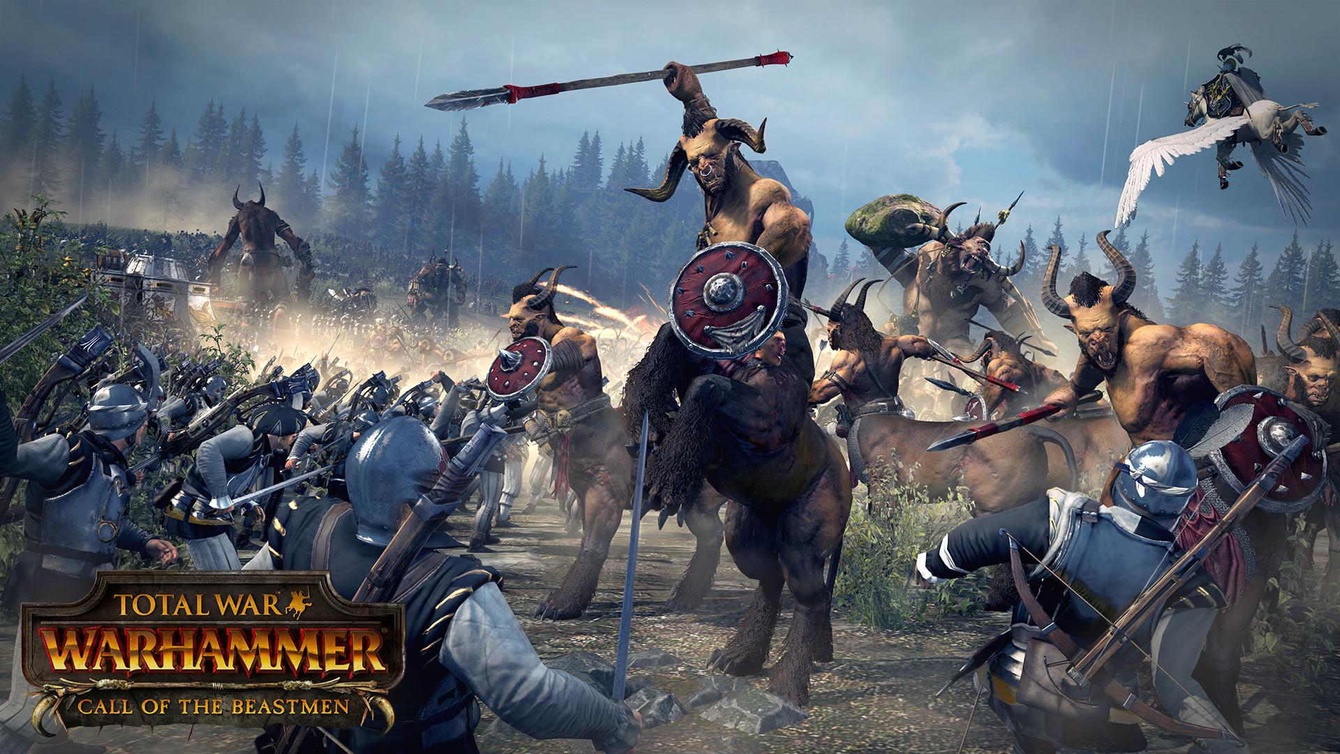 Třetí DLC do Total War: Warhammer bude zaměřeno na Beastmeny 127061
