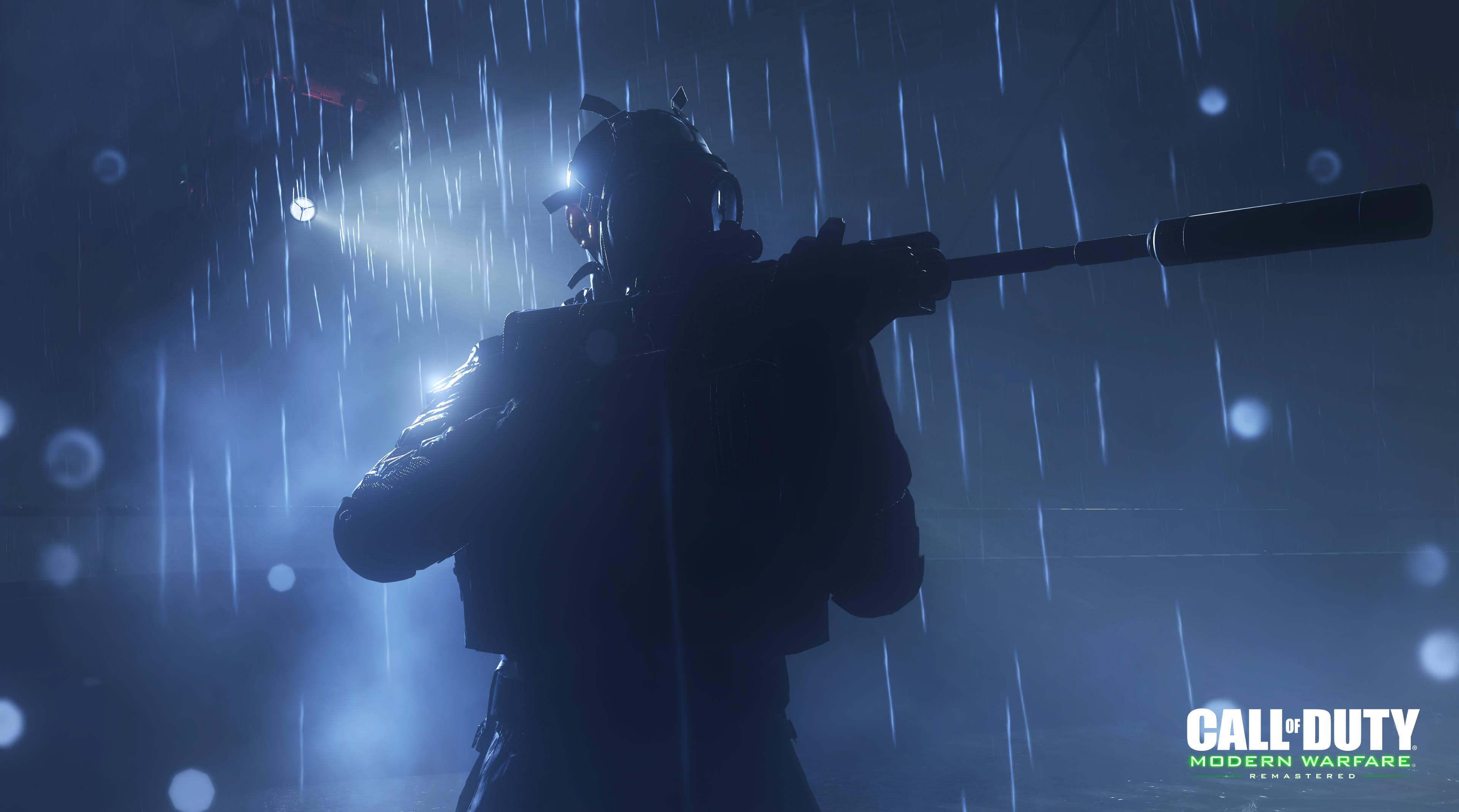 Připomeňte si staré časy s novými záběry z Call of Duty: Modern Warfare Remastered 127070
