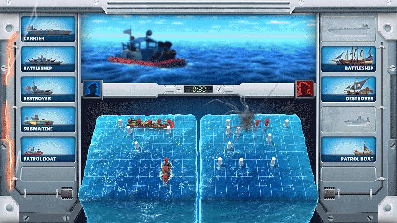 Klasickou dětskou hru lodě si zahrajeme na PC a konzolích 127108