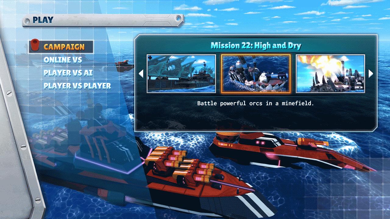 Klasickou dětskou hru lodě si zahrajeme na PC a konzolích 127112