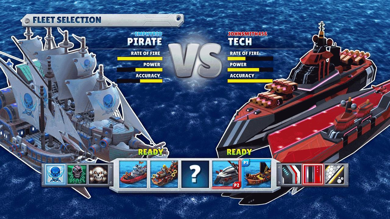 Klasickou dětskou hru lodě si zahrajeme na PC a konzolích 127116