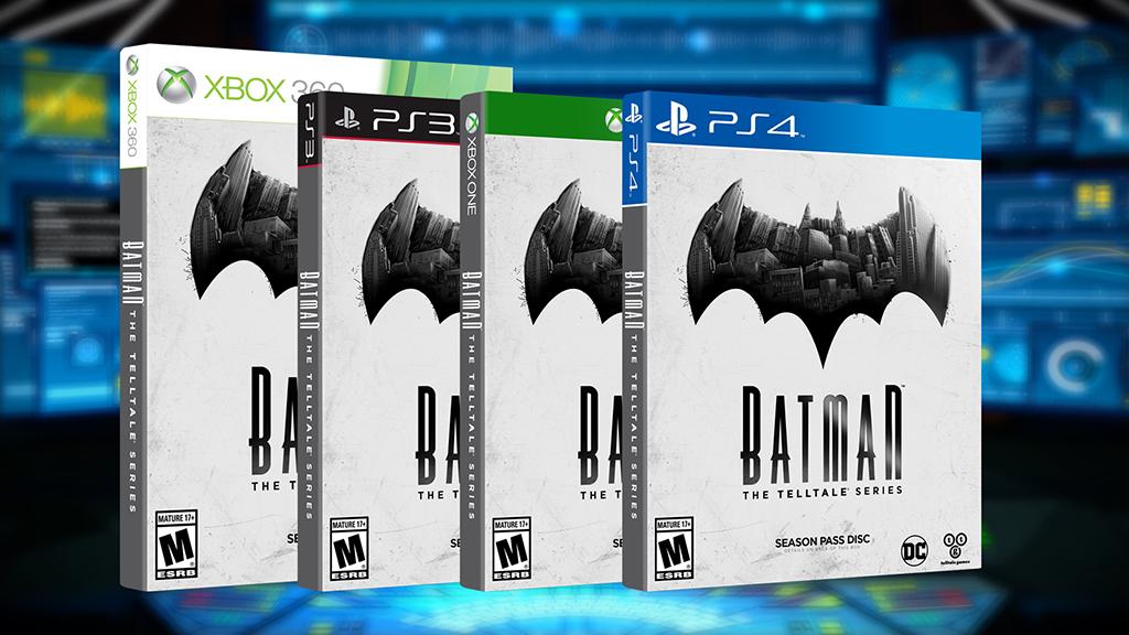 Batman od Telltale Games začne boj proti zločinu v srpnu 127159