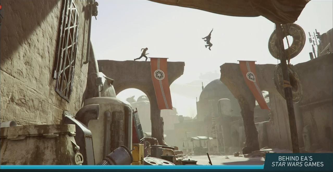Údajné detaily přibližují Star Wars hru od Visceralu 127173