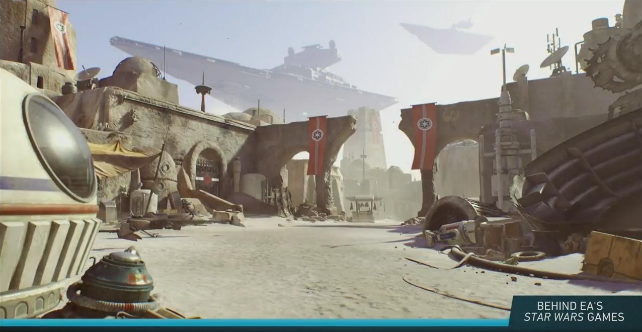 Údajné detaily přibližují Star Wars hru od Visceralu 127174