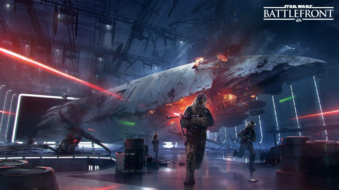 Teaser láká na Death Star DLC pro Star Wars: Battlefront 127176