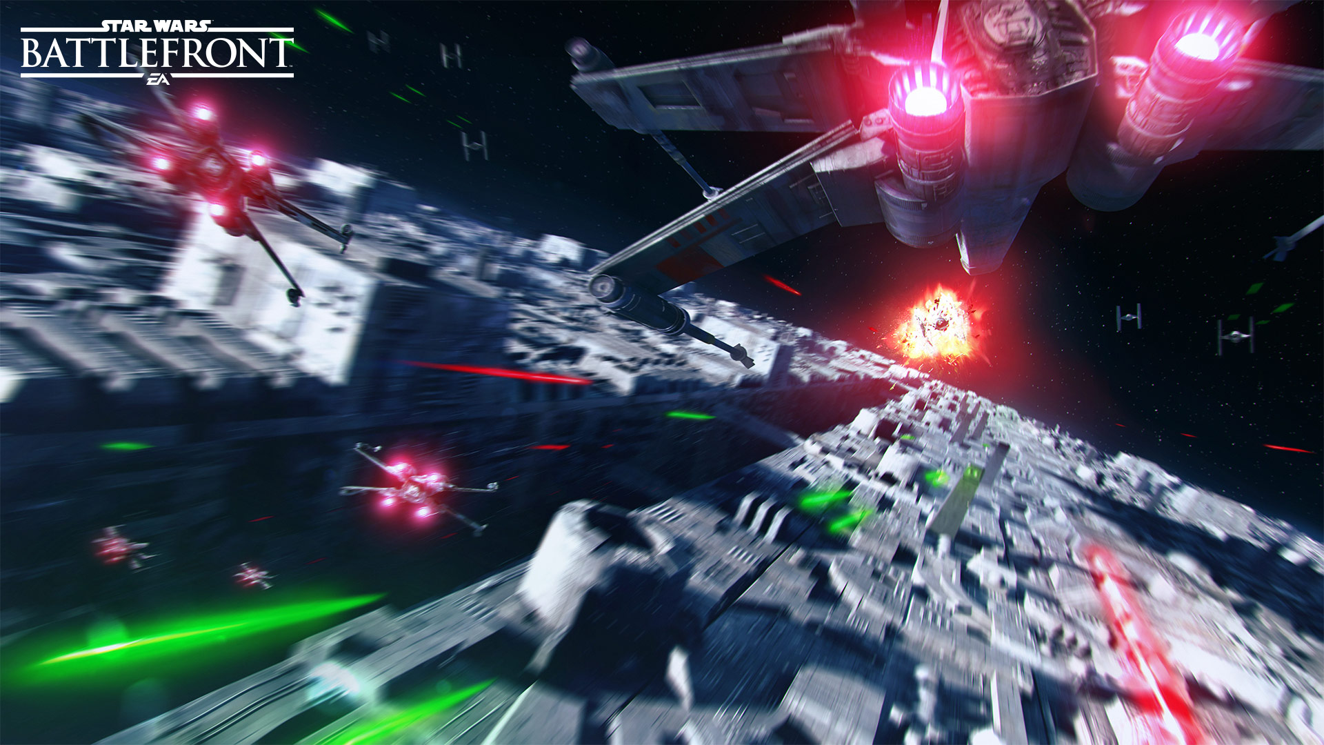 Patch Star Wars: Battlefrontu mění systém úpravy postav a Trait karet a zvyšuje maximální úroveň 127177