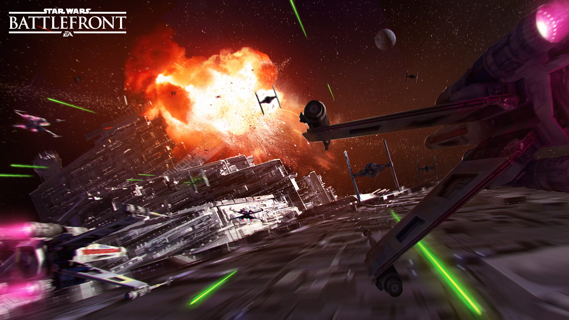 Patch Star Wars: Battlefrontu mění systém úpravy postav a Trait karet a zvyšuje maximální úroveň 127178