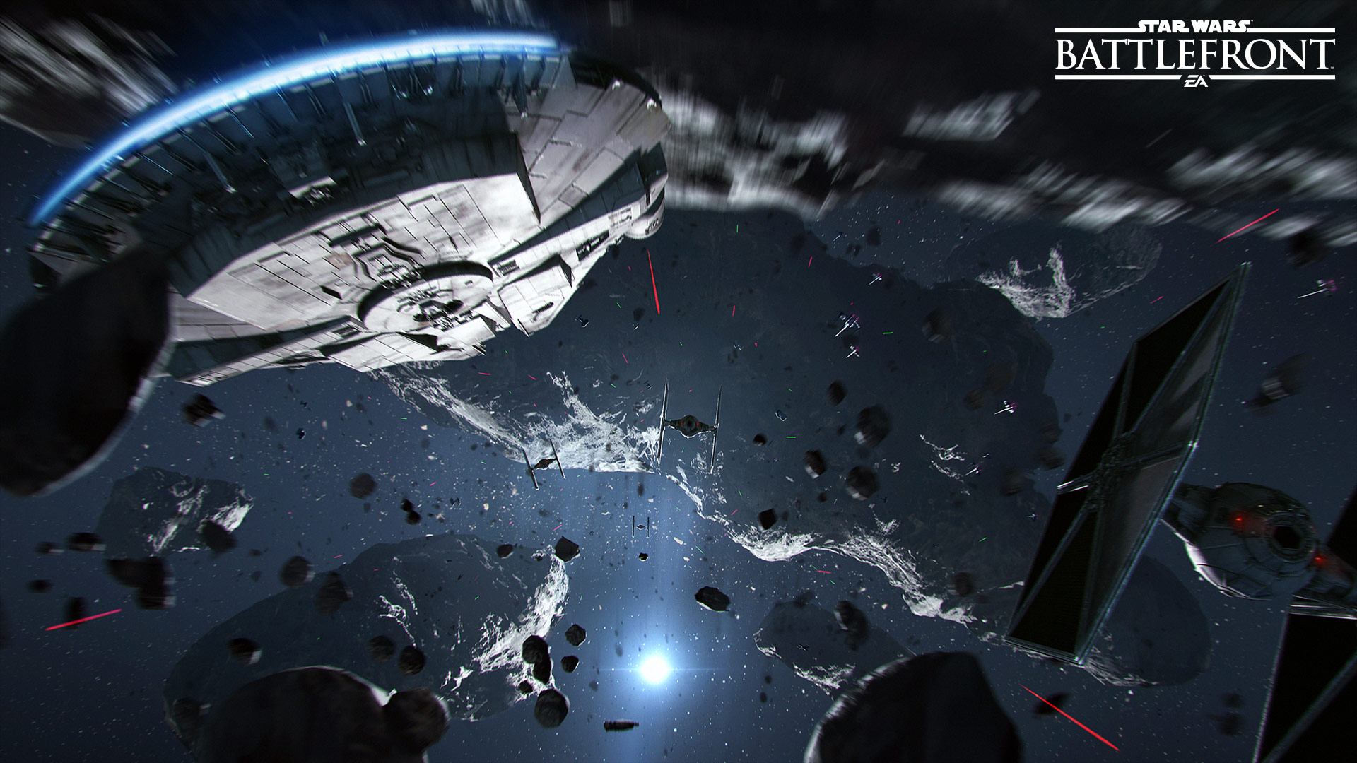 Death Star DLC pro Star Wars: Battlefront pozmění letecké souboje 127179