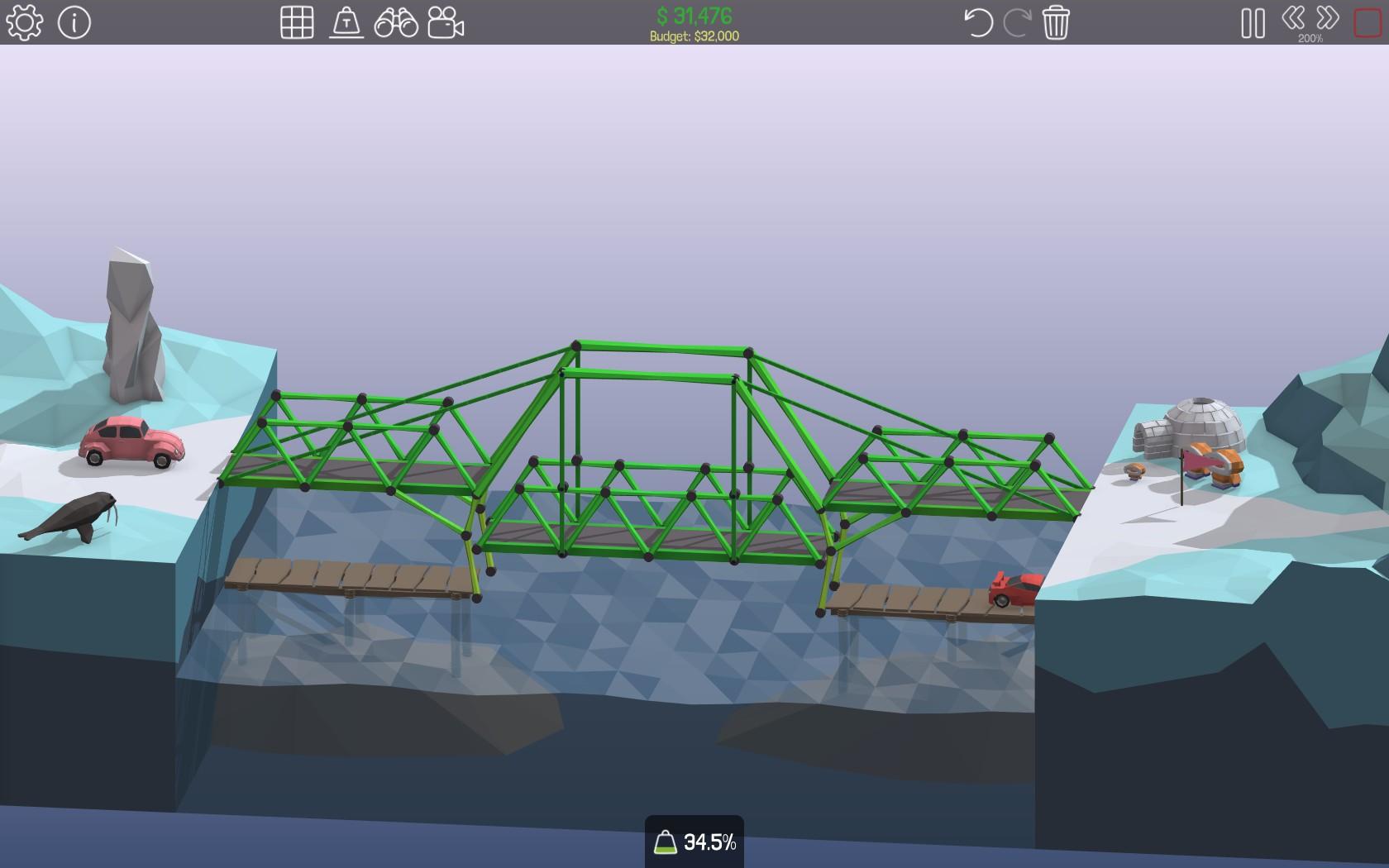 Poly Bridge – znáte hráče, všechno zničí 127190