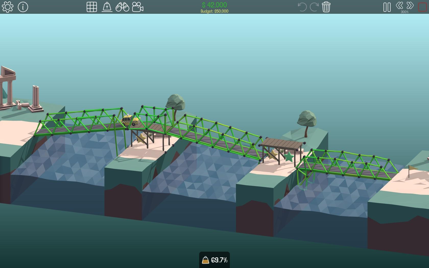 Poly Bridge – znáte hráče, všechno zničí 127193
