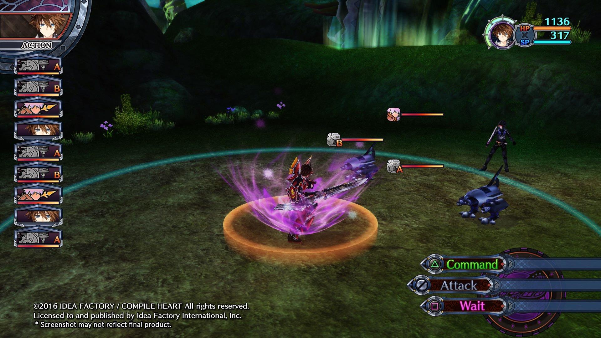 Fairy Fencer F: Advent Dark Force nabídne tři příběhy 127198