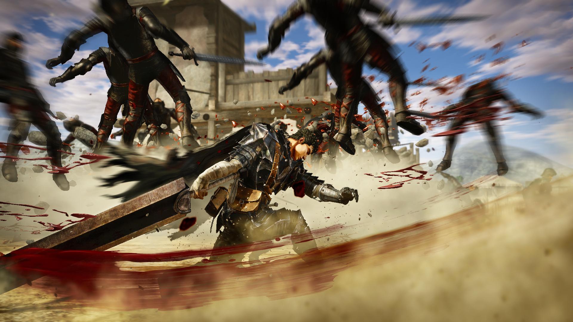 Berserk - krev poteče proudem už koncem roku 127216