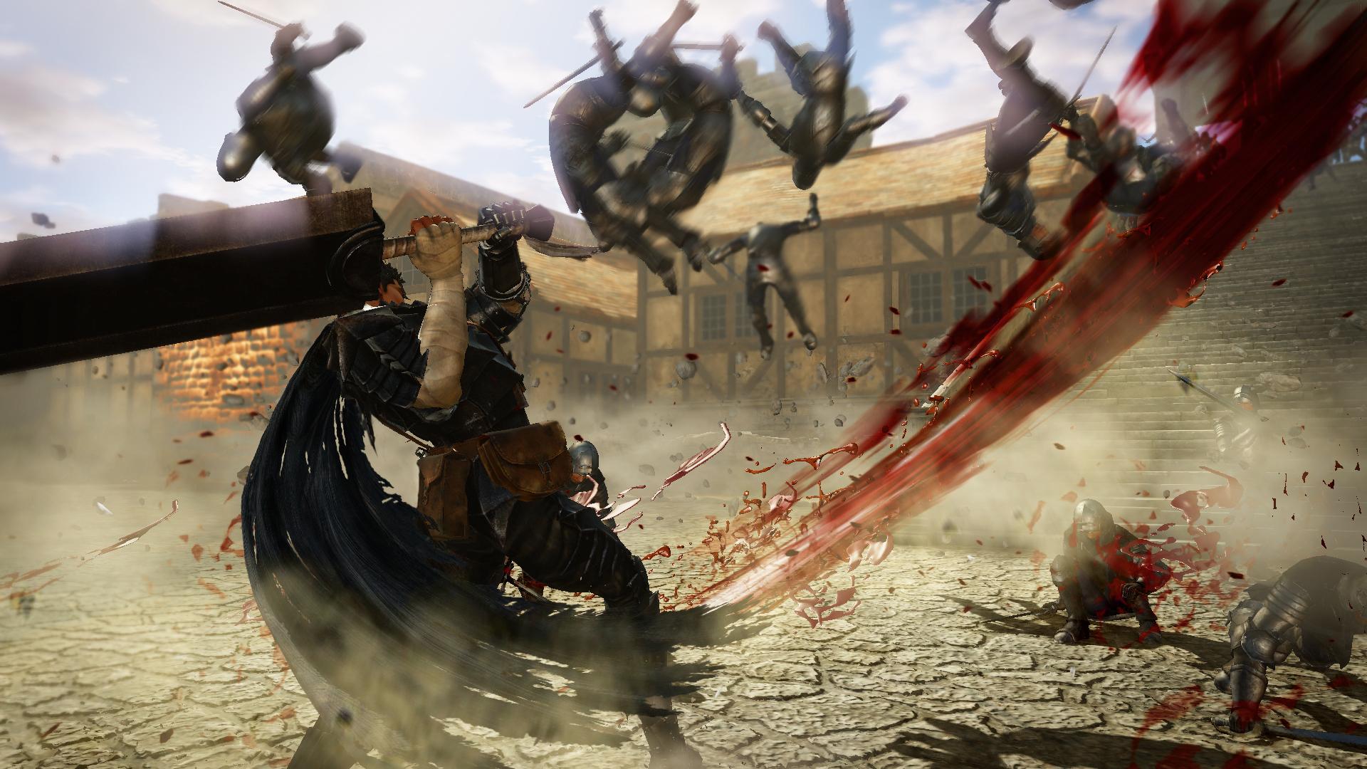 Berserk - krev poteče proudem už koncem roku 127228