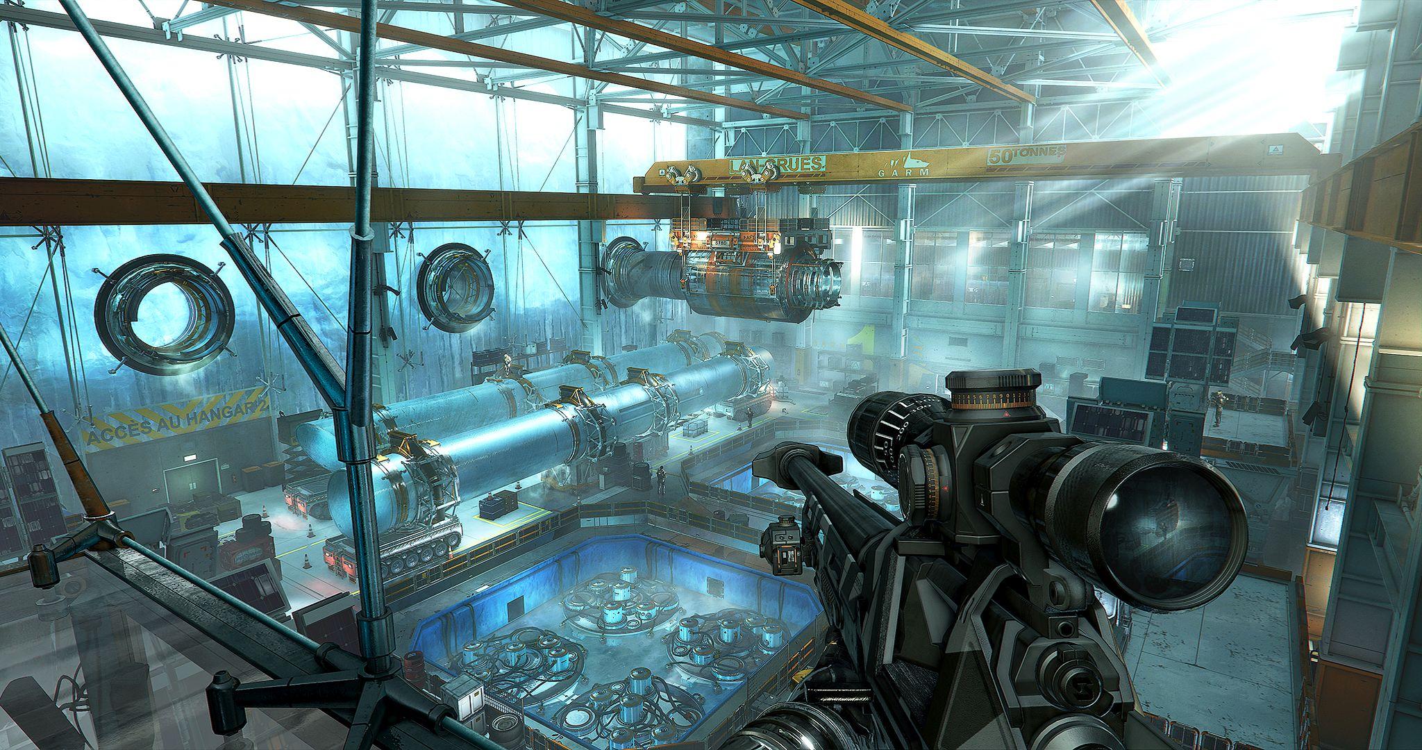 V Deus Ex: Mankind Divided zaujme atmosféra 127266
