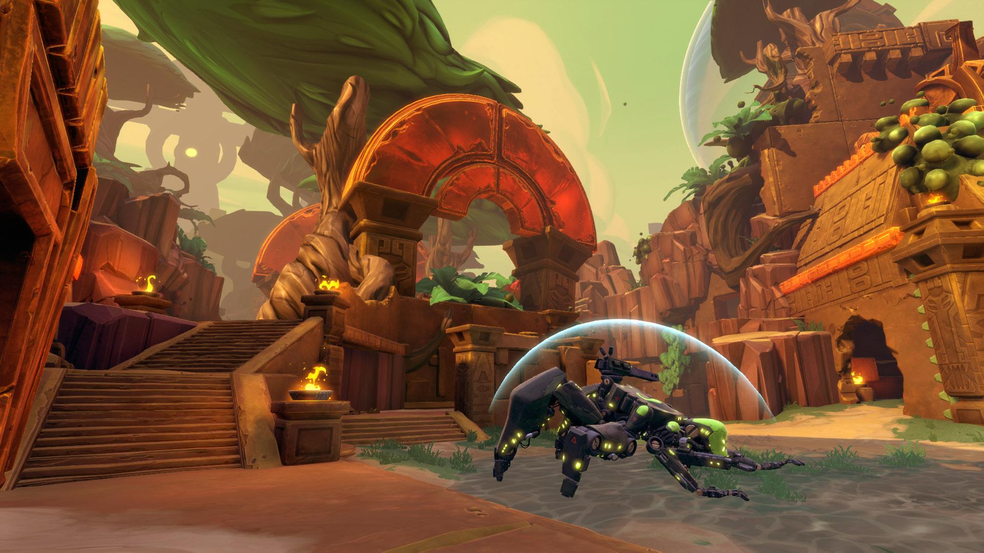 Prohlédněte si tři nové mapy pro Battleborn 127271