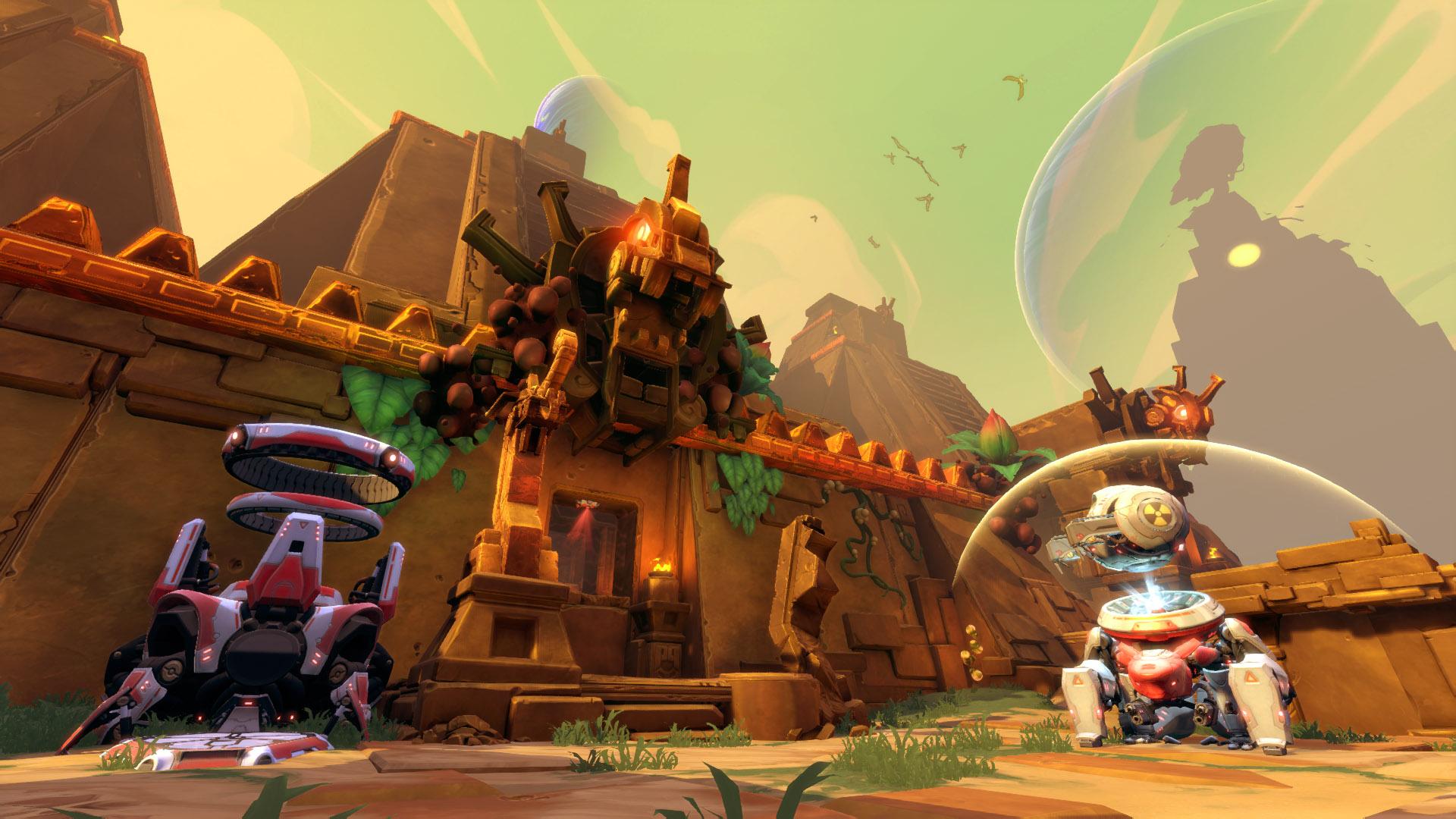 Prohlédněte si tři nové mapy pro Battleborn 127272