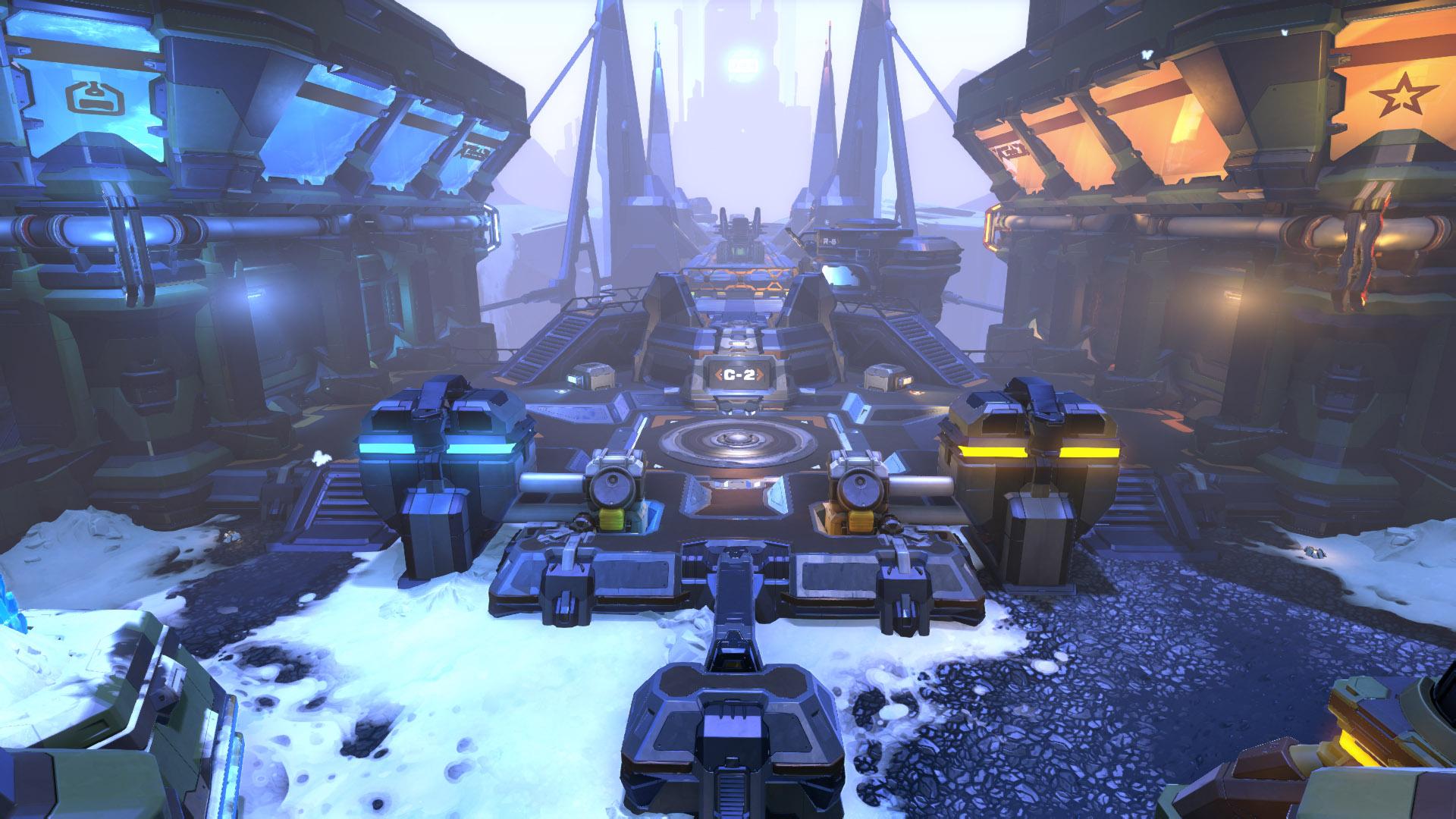 Prohlédněte si tři nové mapy pro Battleborn 127276