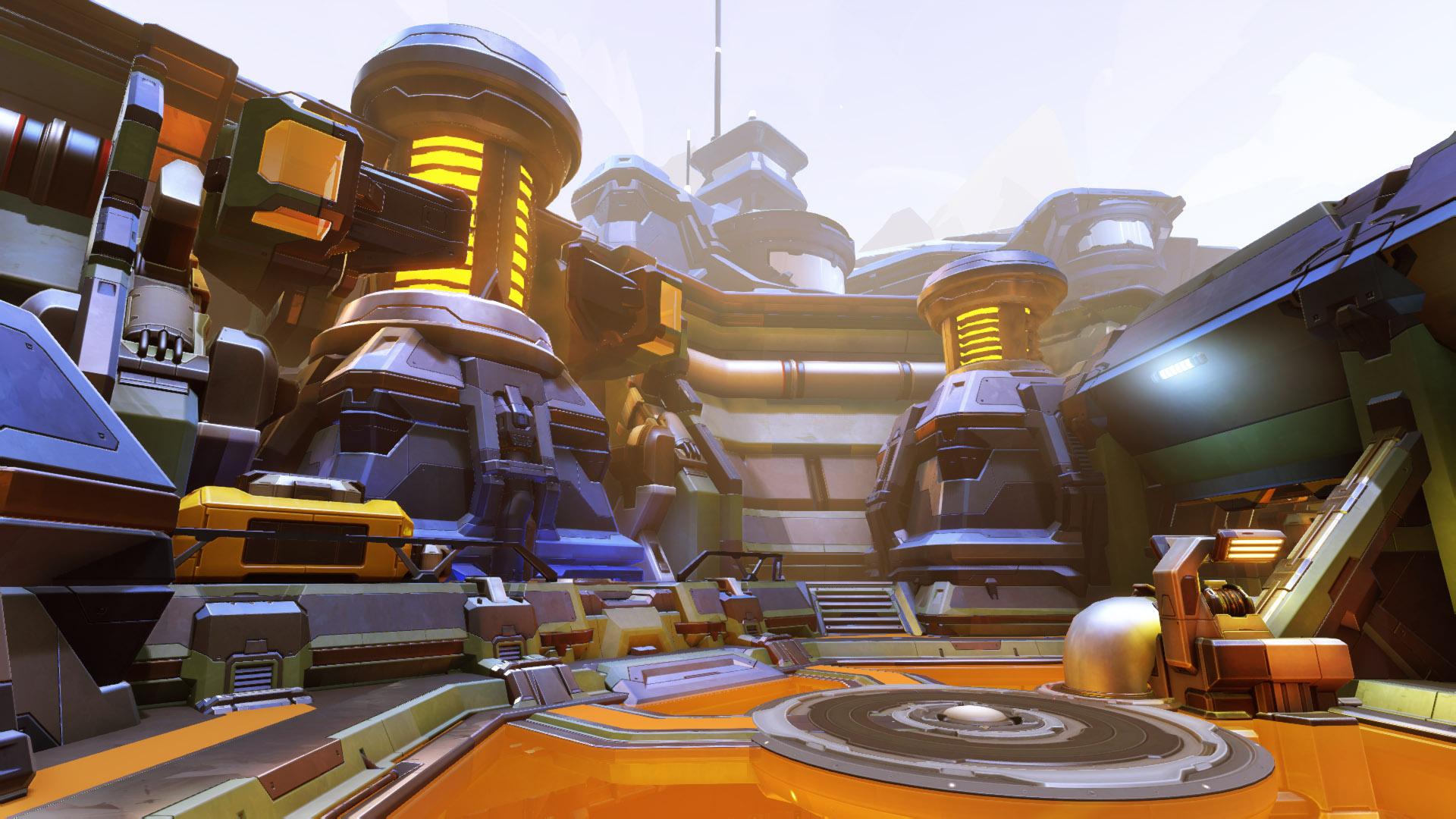 Prohlédněte si tři nové mapy pro Battleborn 127277