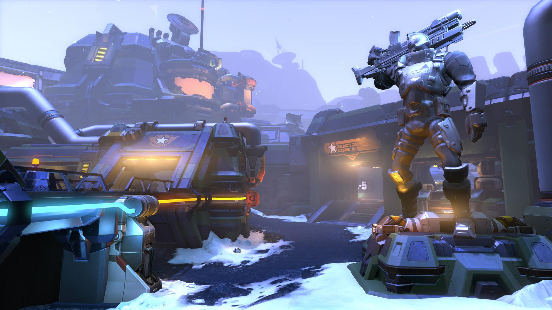 Prohlédněte si tři nové mapy pro Battleborn 127278
