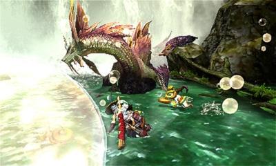 Monster Hunter Generations - v sevření netradiční klasiky 127292