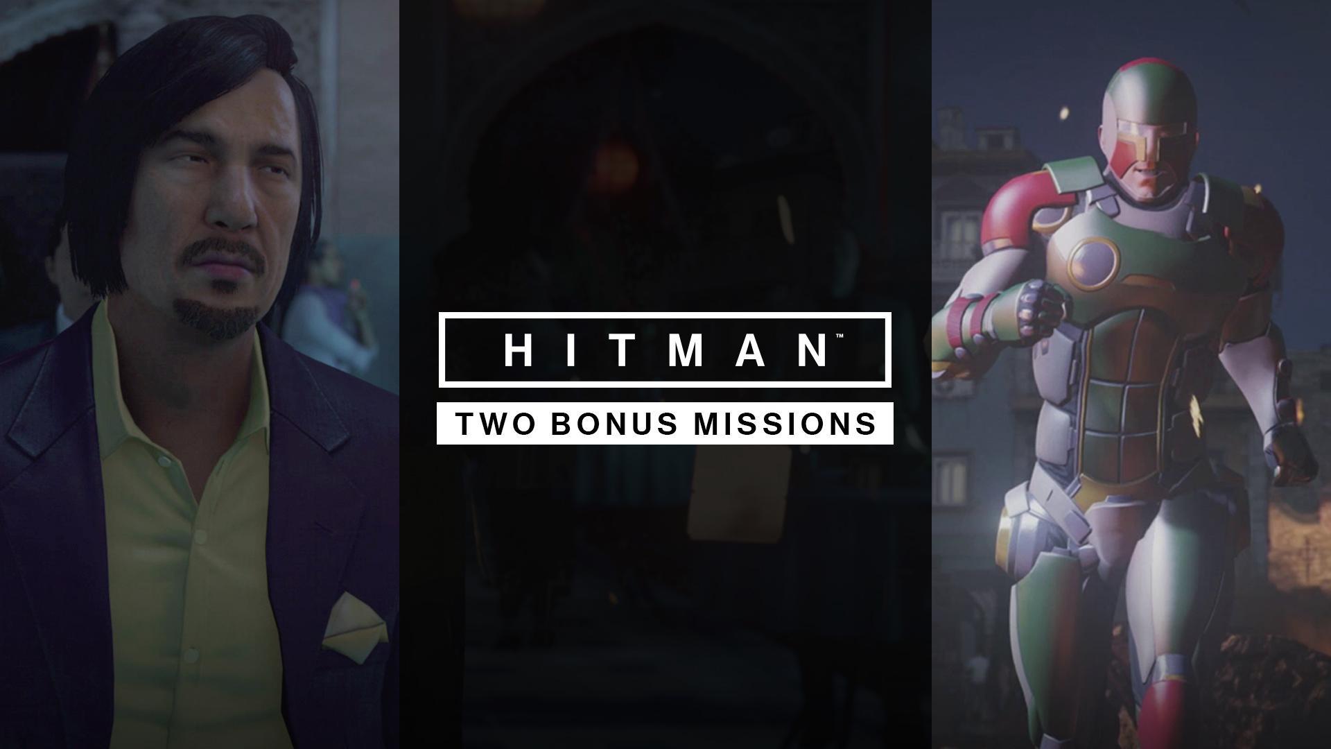 Dnes nová epizoda Hitmana s dvojicí misí 127338