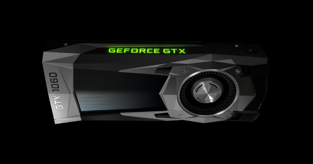 NVIDIA GeForce GTX 1060: Nová definice výkonu střední třídy grafických karet 127350