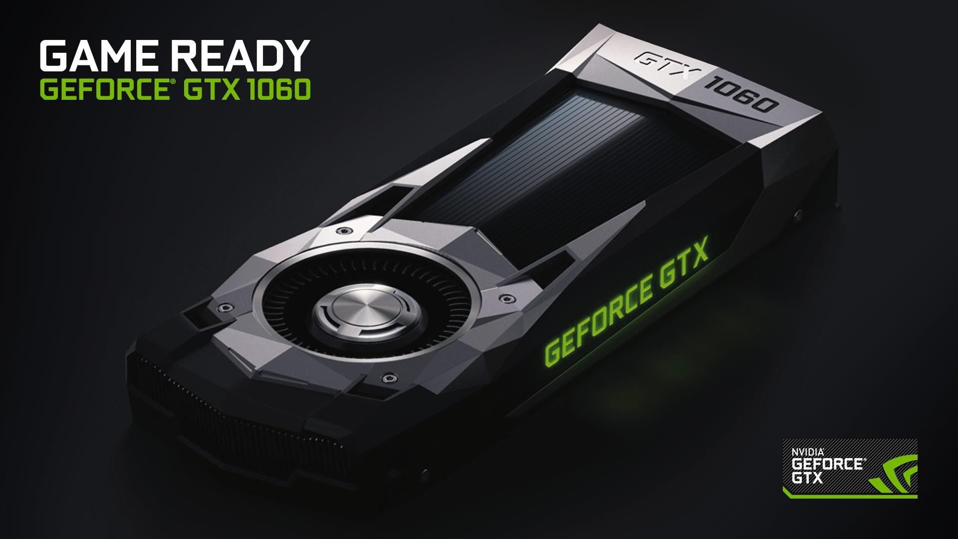 NVIDIA GeForce GTX 1060: Nová definice výkonu střední třídy grafických karet 127351