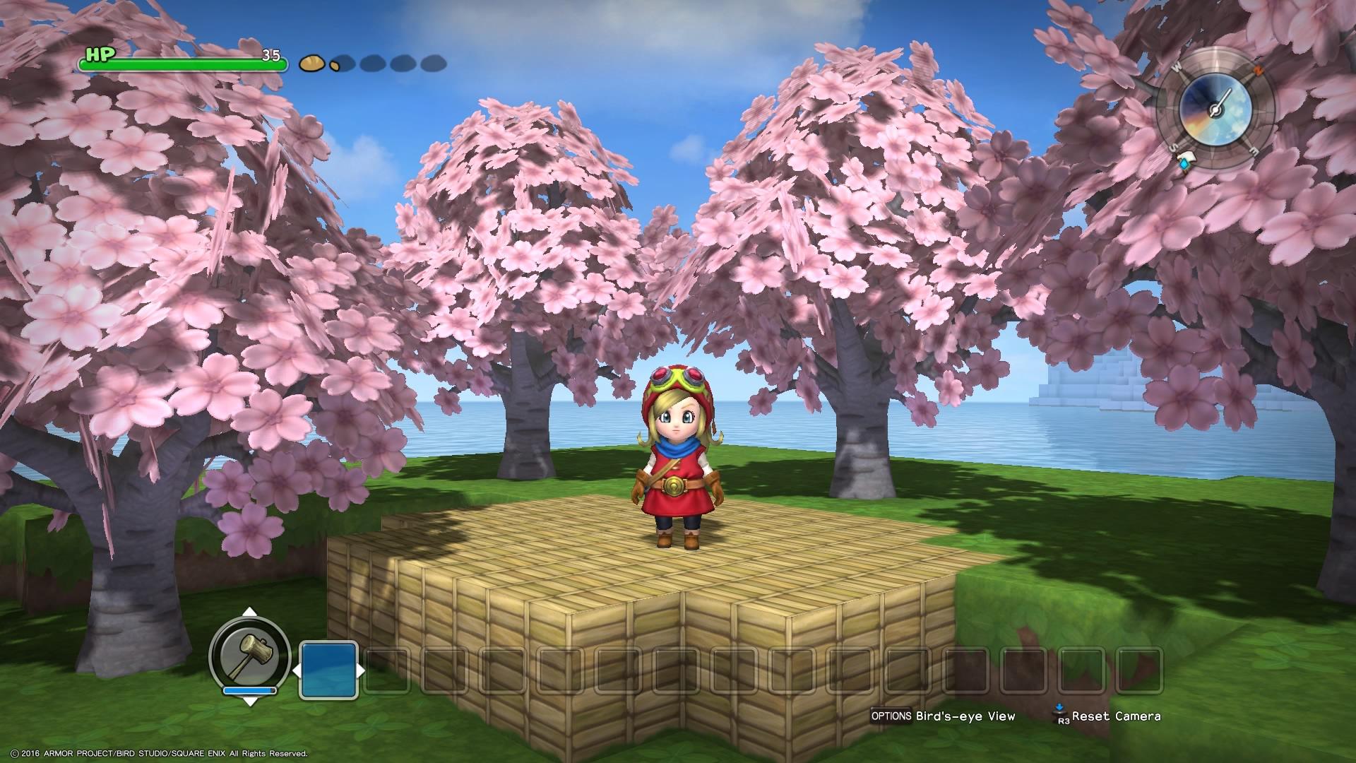 Pro Dragon Quest Builders oznámena Day One Edition 127363