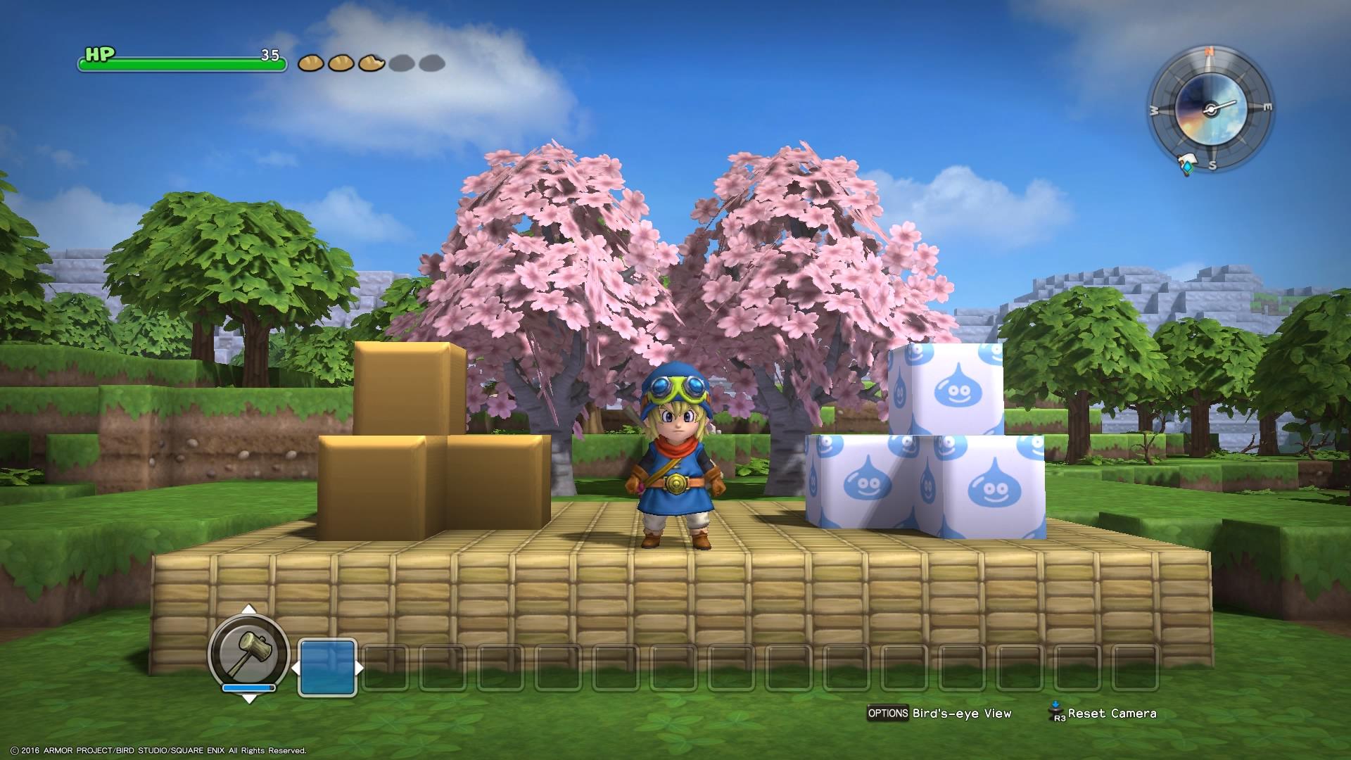 Pro Dragon Quest Builders oznámena Day One Edition 127366