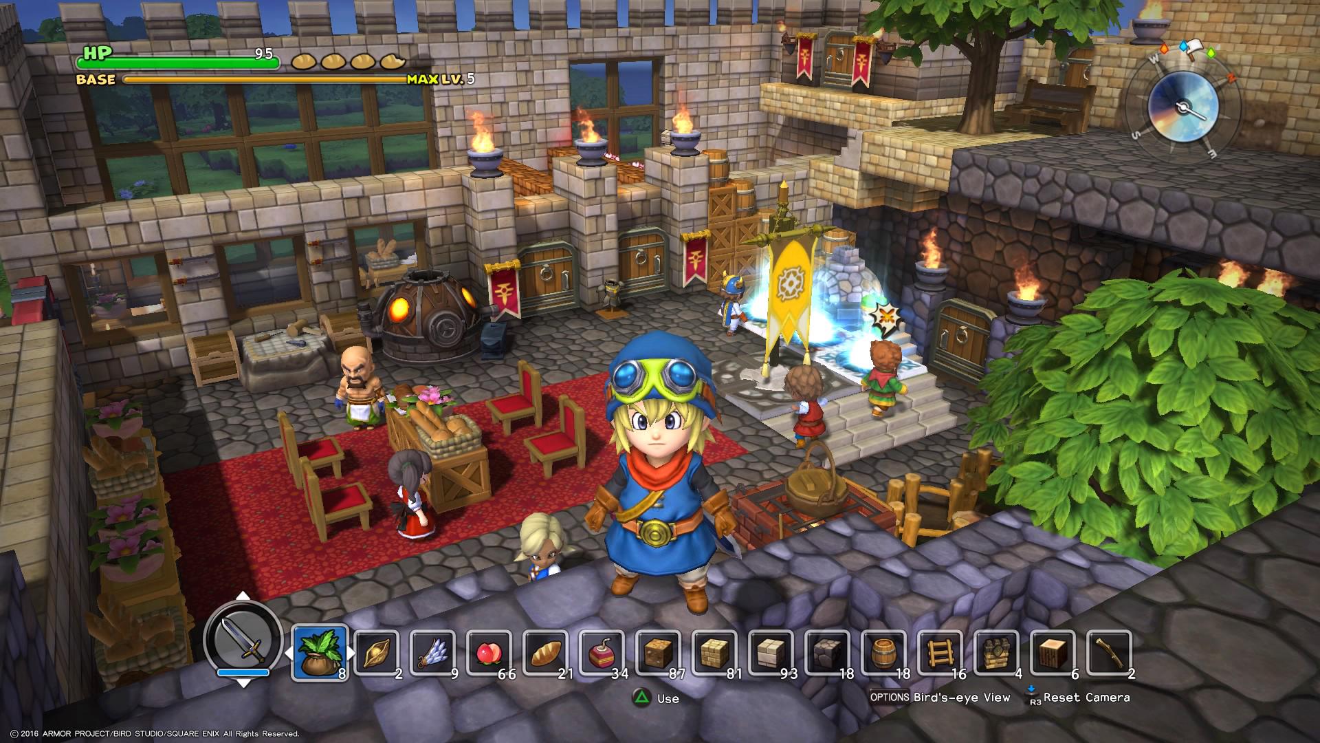 Pro Dragon Quest Builders oznámena Day One Edition 127367
