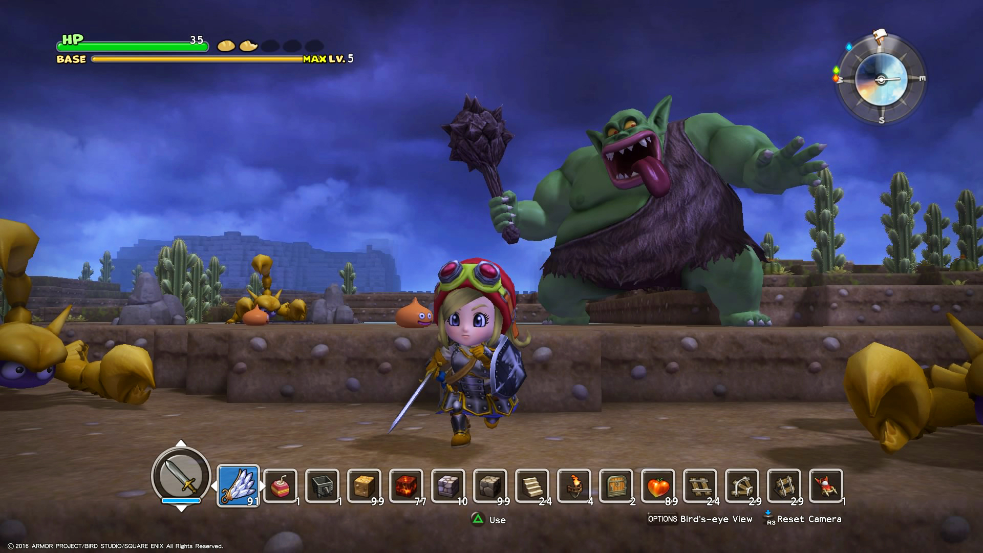 Pro Dragon Quest Builders oznámena Day One Edition 127368