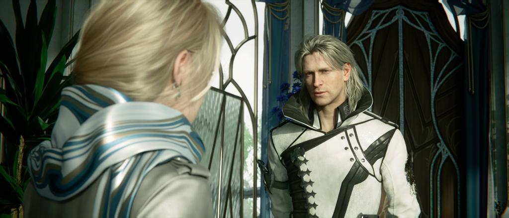 Nové postavy ve Final Fantasy XV, nakupování a principy boje 127388