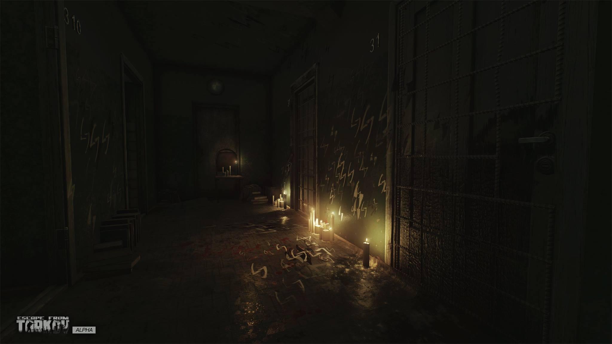 Nové obrázky z Escape from Tarkov 127412