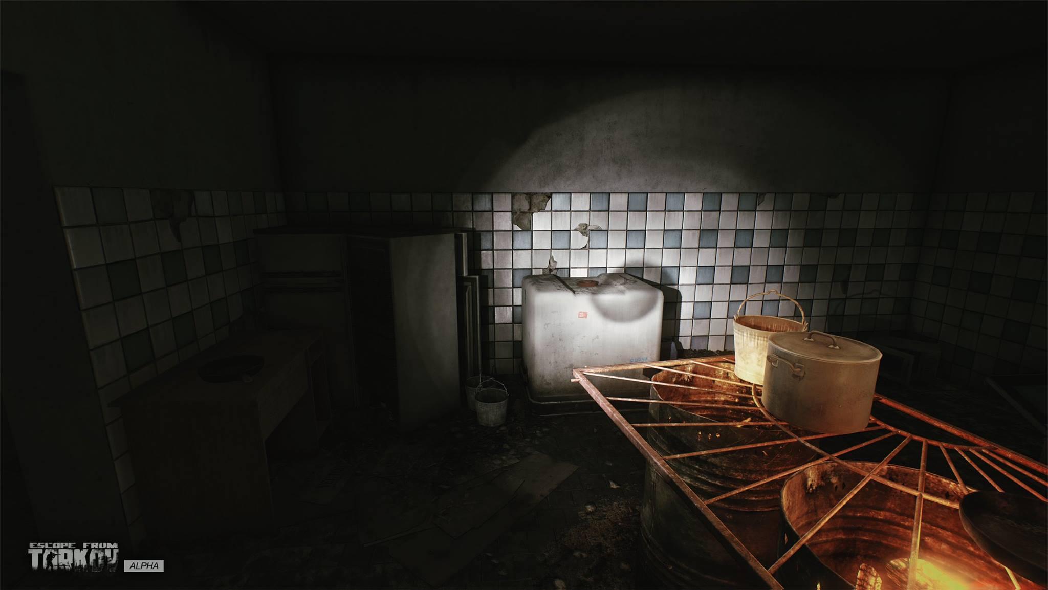Nové obrázky z Escape from Tarkov 127413