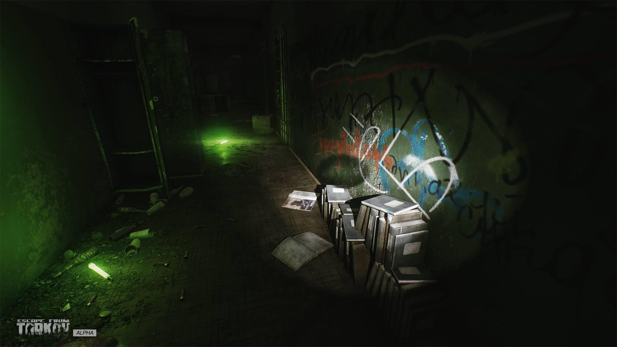 Nové obrázky z Escape from Tarkov 127417