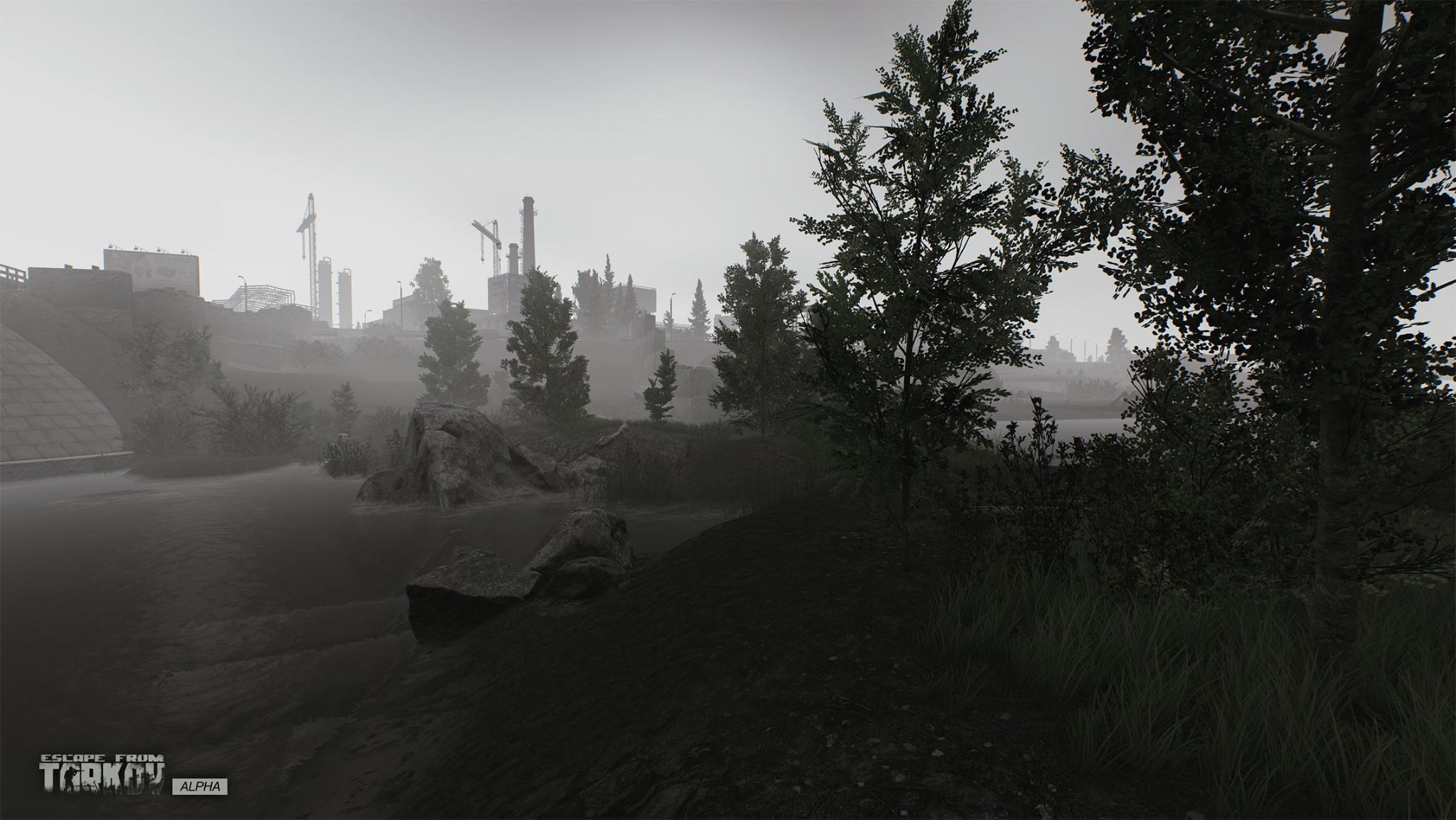 Nové obrázky z Escape from Tarkov 127419