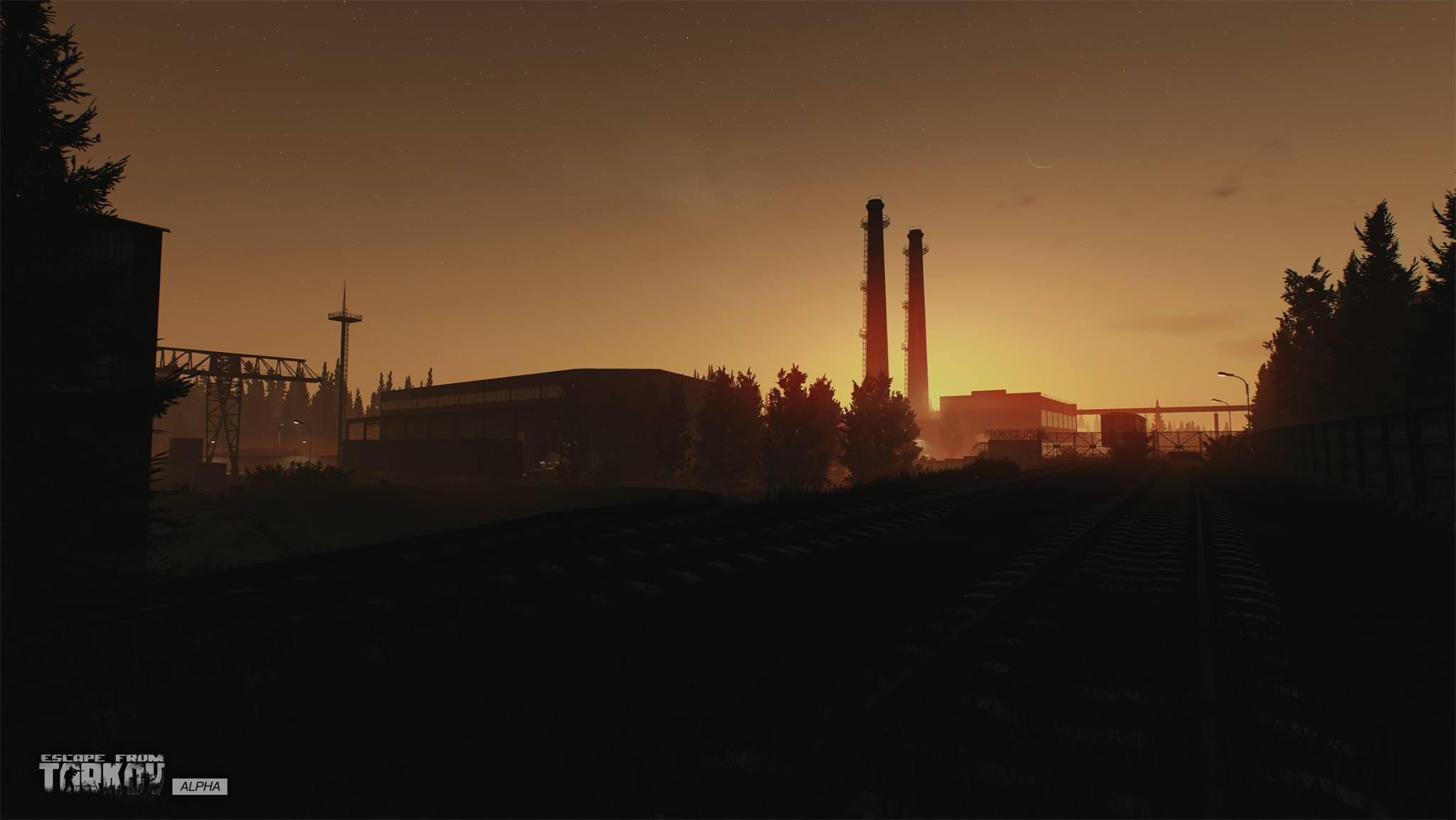 Nové obrázky z Escape from Tarkov 127421