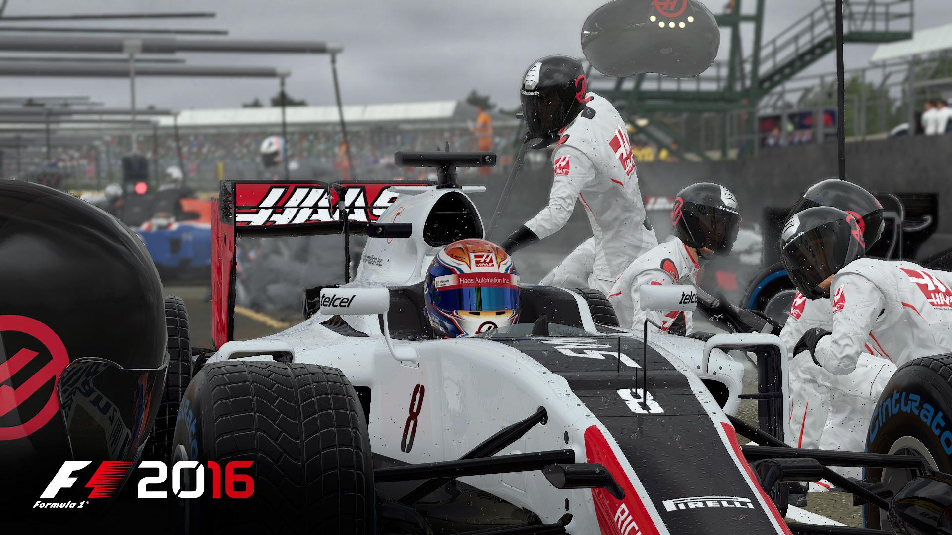 Minutový sestřih z F1 2016 127449