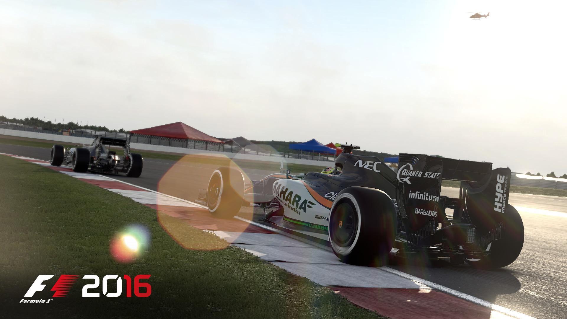 Minutový sestřih z F1 2016 127451