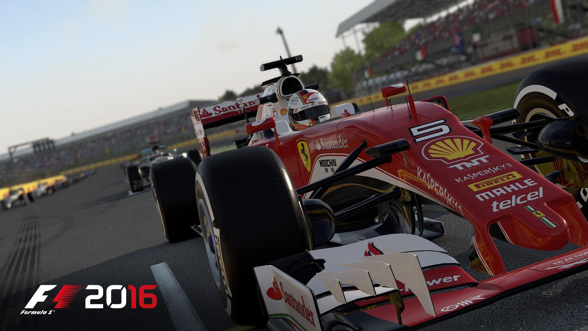 Minutový sestřih z F1 2016 127452