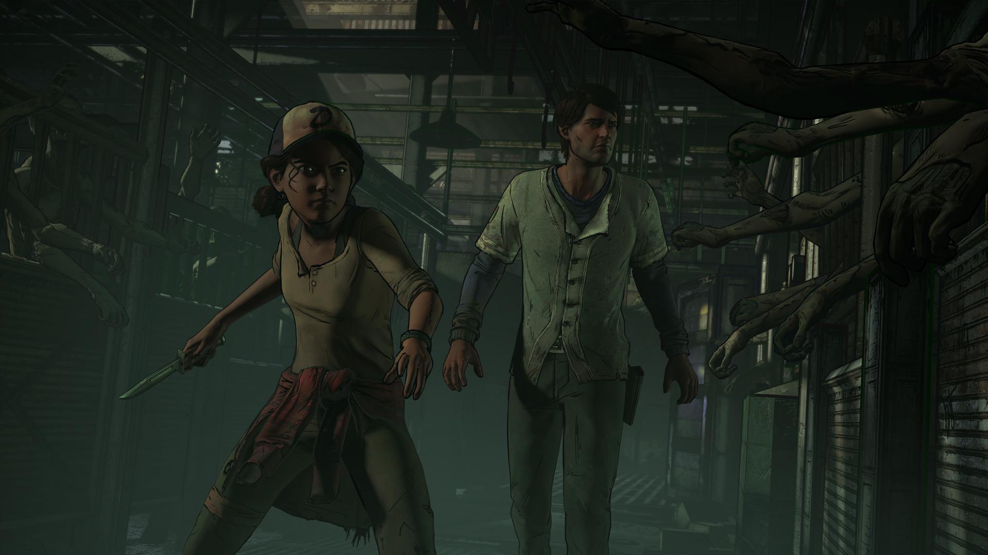 Třetí série The Walking Dead na nových screenshotech 127538