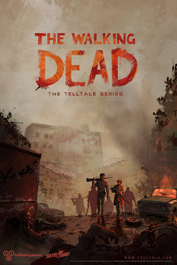 Třetí série The Walking Dead na nových screenshotech 127539